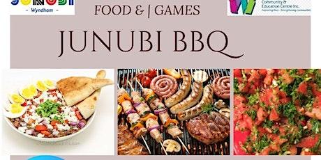 Junubi BBQ tickets