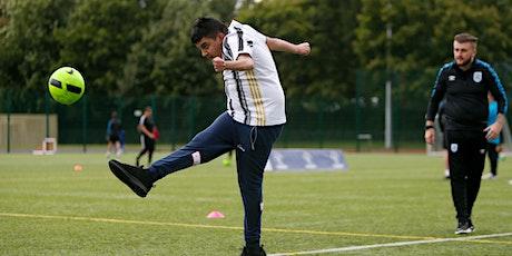 Huddersfield Town Foundation PL Kicks disability session tickets