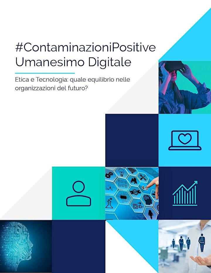 Immagine #ContaminazioniPositive | Umanesimo Digitale