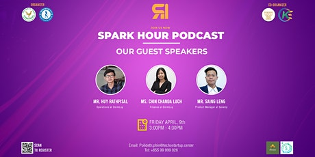 Spark Hour Podcast tickets