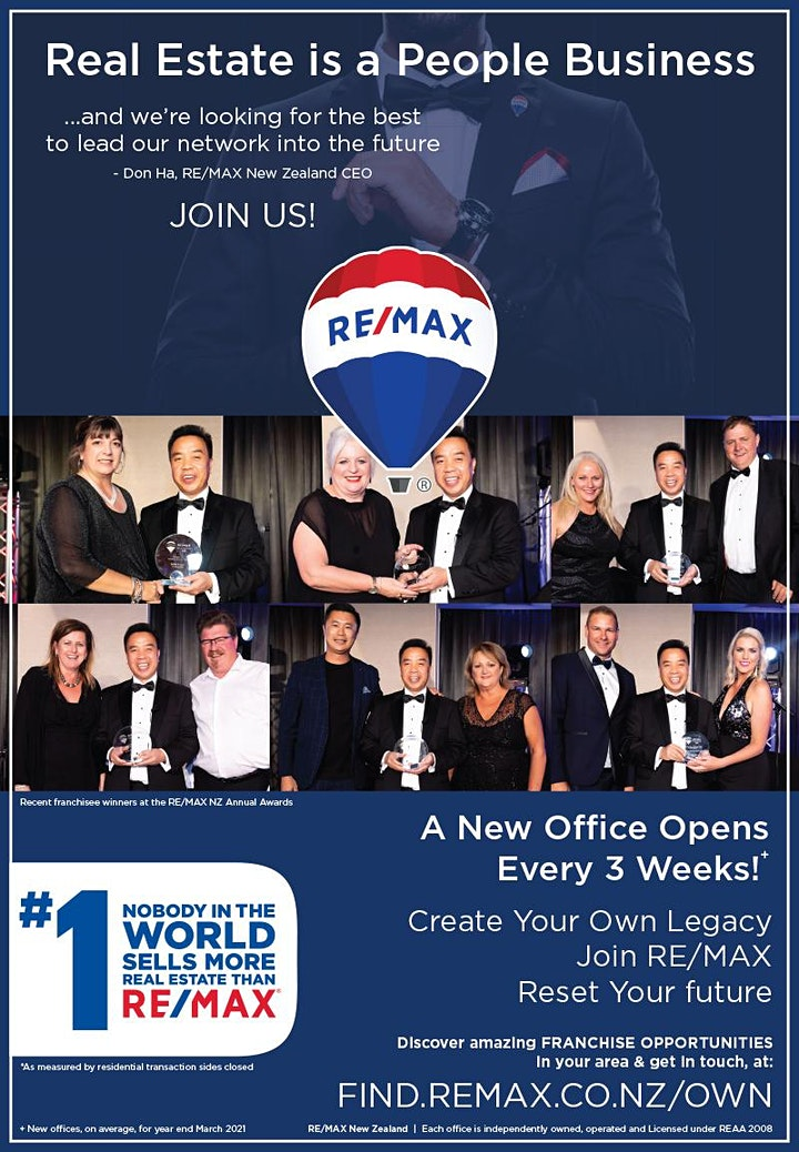 RE/MAX: Your Franchise, Your Future image