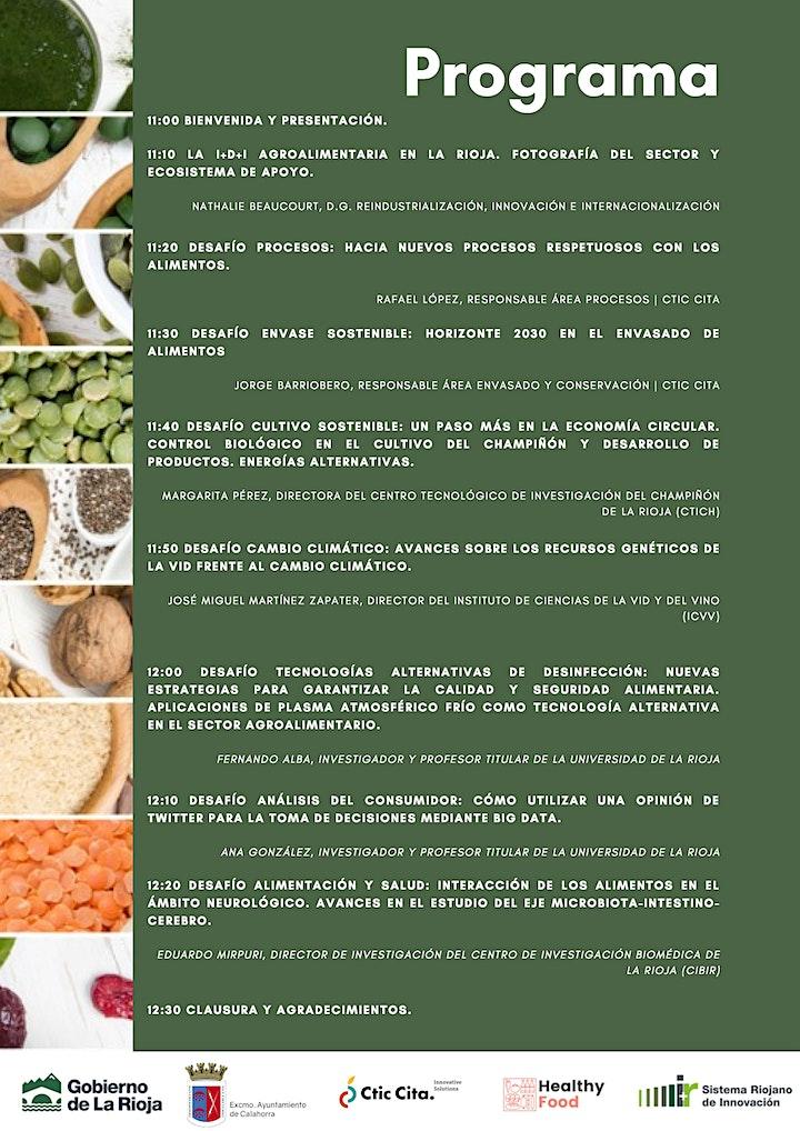 Imagen de Desafíos Tecnológicos en la Industria Alimentaria
