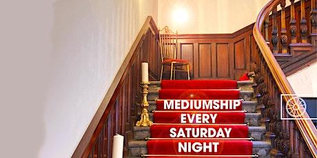 An Evening of Mediumship | Louise Minhas, Joan Frew & Fredrik Haglund tickets