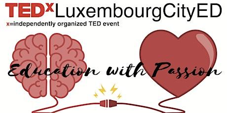 TEDxLuxembourgCityED biglietti