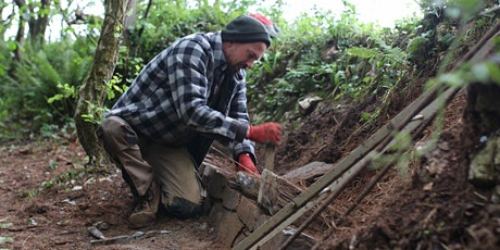 A Foundation in Cornish Hedging - 5 Day Course tickets