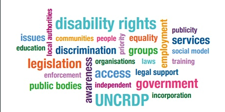 Bring Us Our Rights Disability Wales Hustings: Disability Rights & Equality tickets