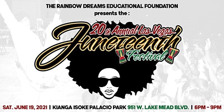 20th Annual Las Vegas Juneteenth Festival tickets