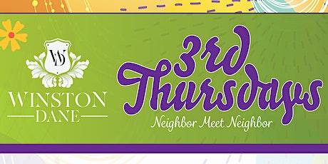 3rd Thursday tickets