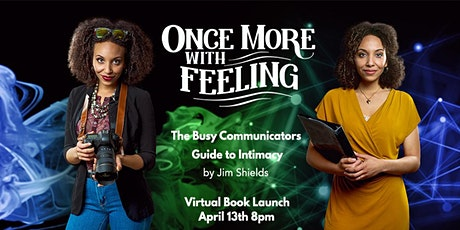 Once More With Feeling -  Virtual Book Launch Event tickets