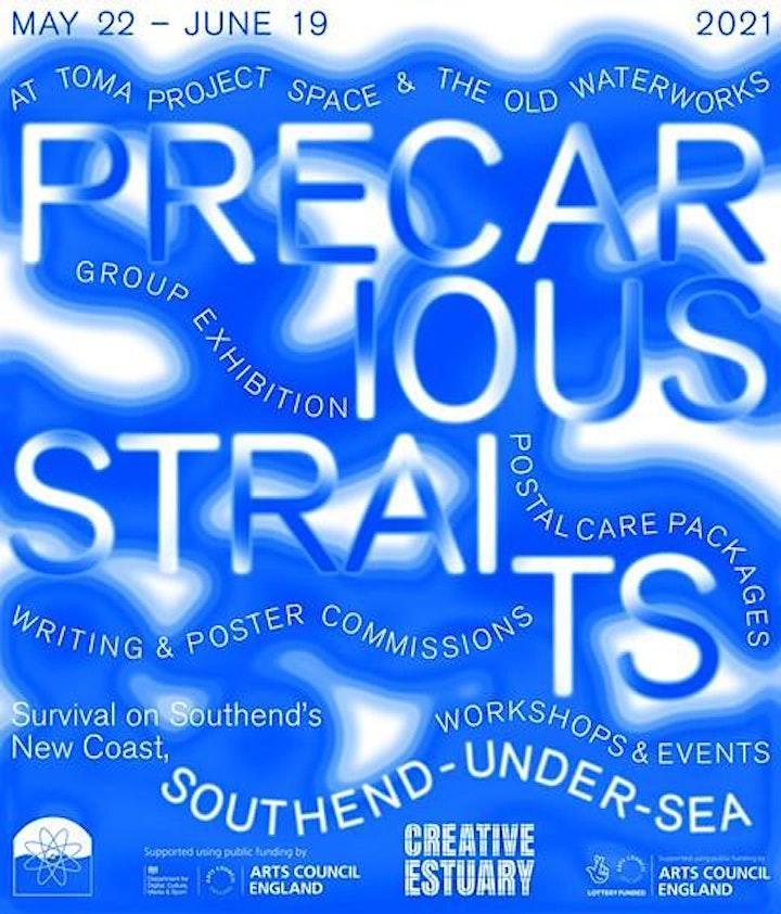 Precarious Straits ~ survival on Southend's new coast, Southend-under-Sea image