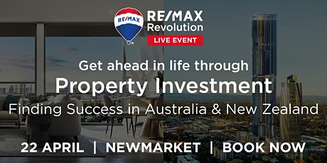 Property Investment Success in Australia & New Zealand tickets