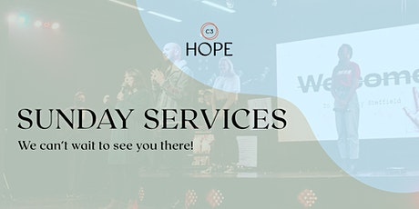 C3 Hope - Sunday Service tickets