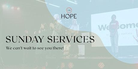 C3 Hope - Sunday Service tickets