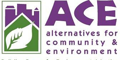 Alternatives for Community and Environment Members Meeting tickets