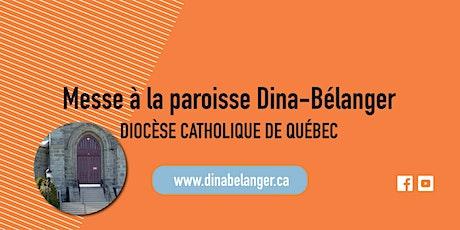 MESSE DES FAMILLES - ST-MICHEL - ÉGLISE - Dimanche 11 avril 2021 billets