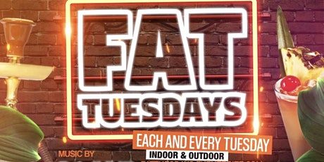 Fat Tuesdays afterwork  Seafood Boil, Hookah, Happy Hour Froze, Midtown NYC tickets