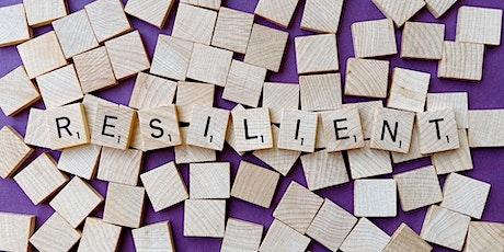 Career Resilience Masterclass ingressos