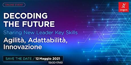 #1 DTF21 | Agilità, adattabilità,innovazione biglietti