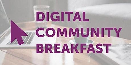 May Community Breakfast tickets