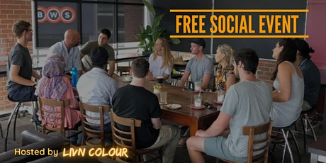 Free Social Event - Positive Like-Minded People tickets