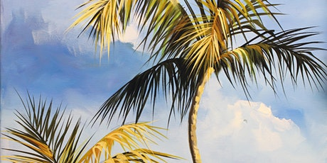 Art 101: Palm Trees Painting tickets