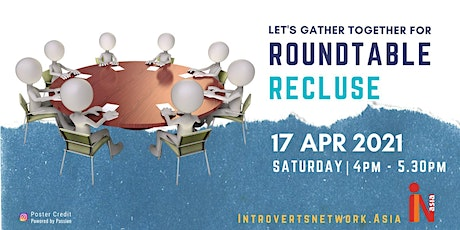 Round Table Recluse - Taking  On Leadership tickets