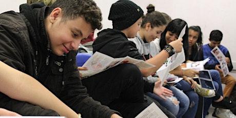Encontro de formação | Primeiros passos para uma educação intercultural entradas