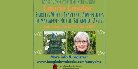 Boogie Down Storytime with Author Laurie Lawlor (April 17) tickets