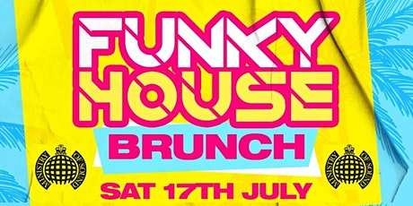 Funky House Brunch tickets