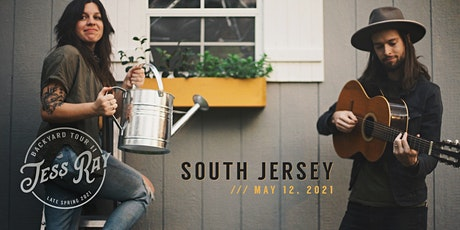 Jess Ray Backyard Tour // SOUTH JERSEY tickets