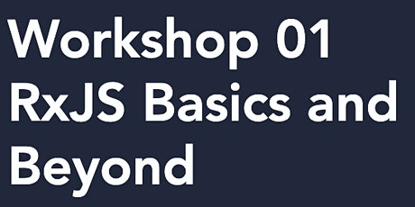 RxJS WORKSHOP tickets