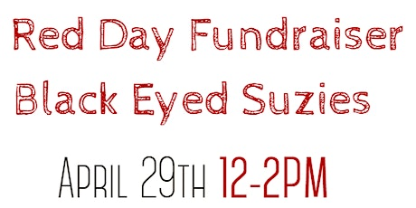 Red Day Luncheon tickets