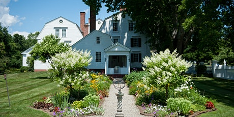 Connecticut's Historic Gardens Day at the Phelps-Hatheway House & Garden tickets