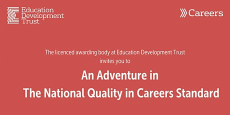 How to achieve the Quality in Careers Standard - *Northeast Schools Only* tickets