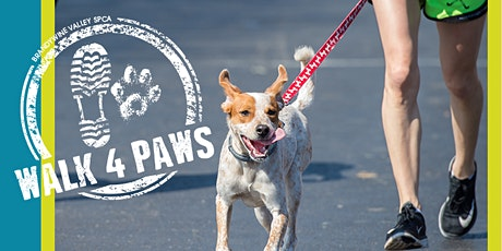 Walk for Paws 2021: 5k Run/Walk tickets