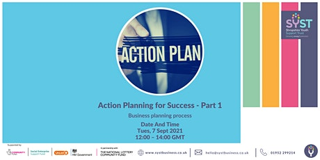 Action Planning for Success - Part 1 tickets