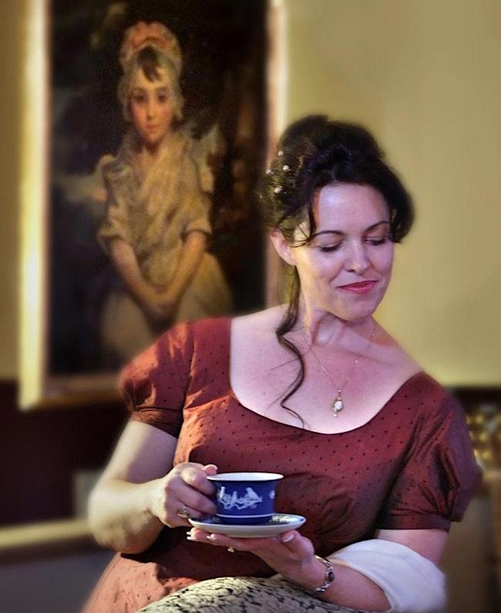 JANE AUSTEN TEAS:  A Virtual Tasting Special Event image