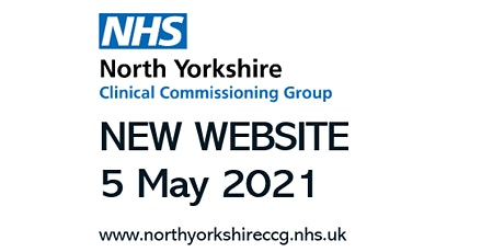 NYCCG new website launch - preview for primary care tickets