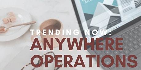 Right Click Academy:  Anywhere Operations tickets