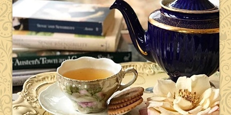 JANE AUSTEN TEAS:  A Virtual Tasting Special Event tickets