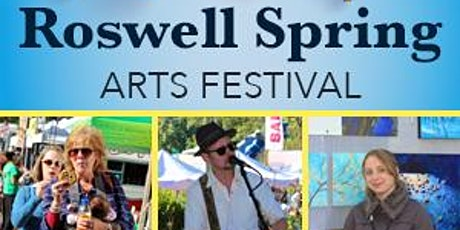 Roswell Spring Arts and Craft Festival 2021 tickets