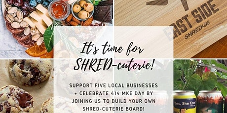 Build Your Own SHRED-cuterie Board! tickets