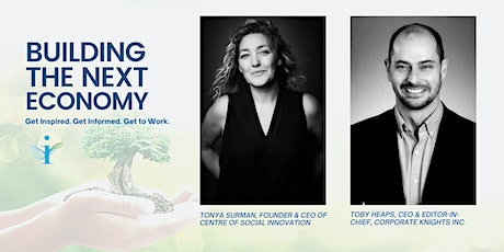 Our Sustainable Future: Get Inspired, Get Informed, Get to Work! tickets
