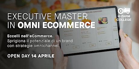 Open Day Online Master in Omni eCommerce - MOMEC biglietti