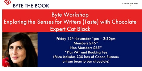 Exploring the Senses (Taste) with Chocolate Expert Cat Black tickets