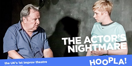 HOOPLA:  The Aquarium, B.R.A & The Actor's Nightmare! tickets