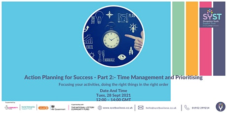 Action Planning for Success - Part 2:- Time Management and Prioritising tickets