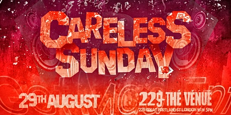 Notting Hill Carnival 2021 - Careless Sunday tickets