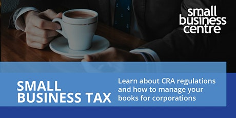 Small Business Tax  - Corporations tickets