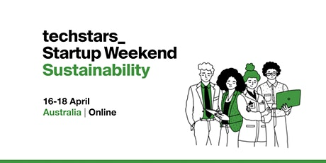 Techstars Startup Weekend Australia Sustainability boletos